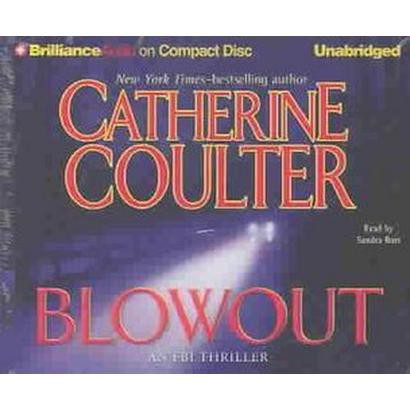 Blowout (Unabridged) (Compact Disc)