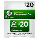 LeapFrog® App Center Download Card (works with LeapPad® tablets, LeapTV, LeapsterGS, Leapster