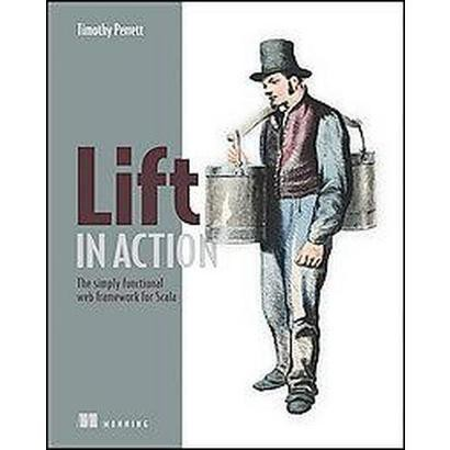 Lift in Action (Mixed media product)
