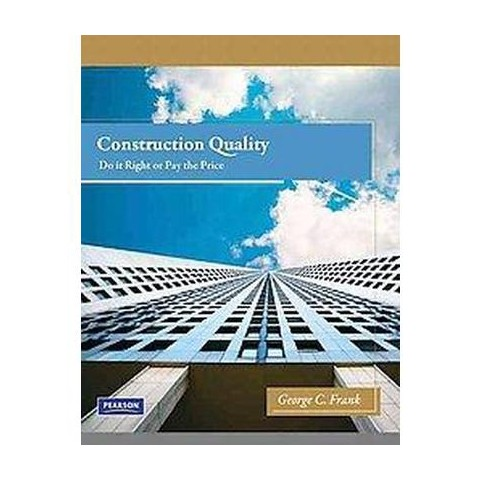 Construction Quality (Paperback)