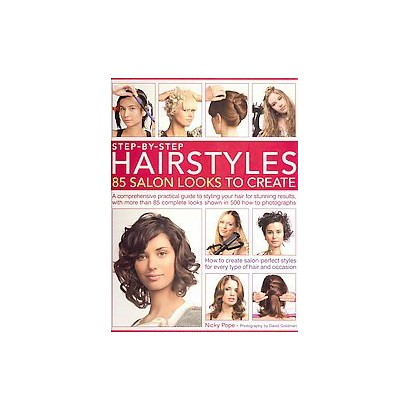 Step-by-Step Hairstyles (Paperback)