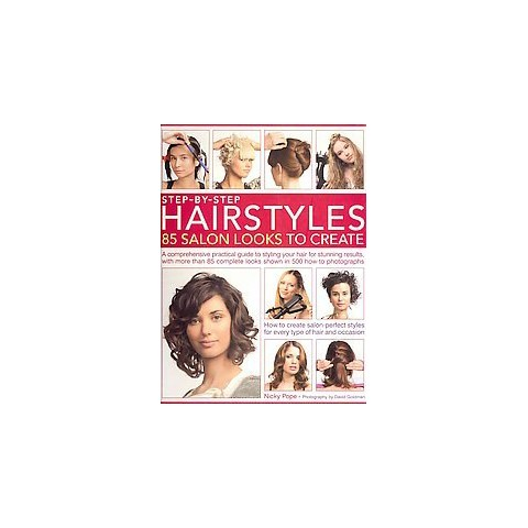 Step-by-Step Hairstyles (Paperback)