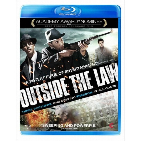 Outside the Law (Blu-ray) (Widescreen)