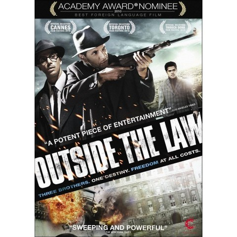 Outside the Law (Widescreen)