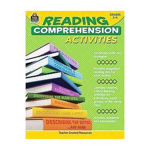 Reading Comprehension Activities (Paperback)