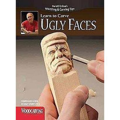 Ugly Faces Study Stick Kit (Mixed media product)
