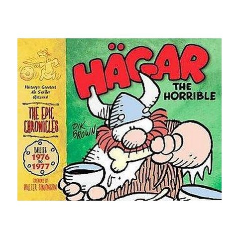 Hagar the Horrible (Hardcover)