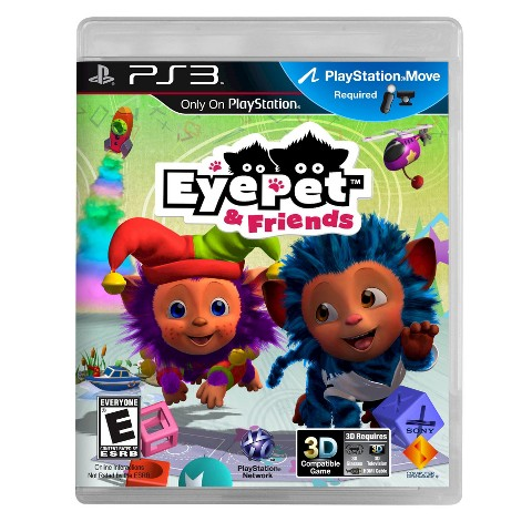 Eyepet & Friends (PlayStation 3)