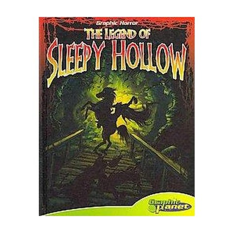 The Legend of Sleepy Hollow (Reprint) (Mixed media product)