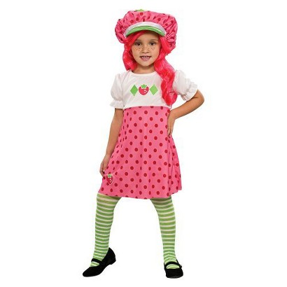 Strawberry Shortcake Costume Collection