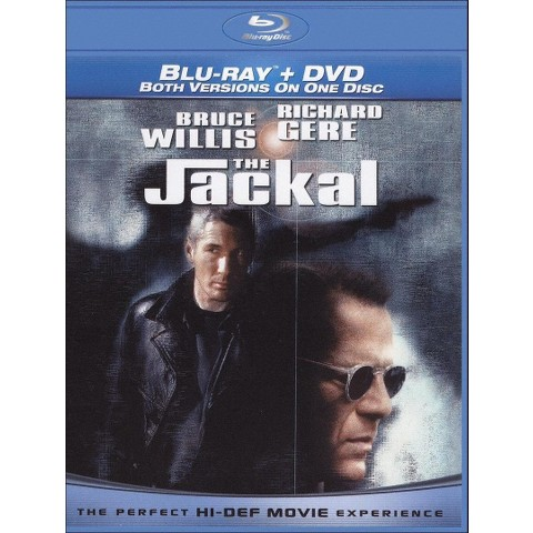 The Jackal (2 Discs) (With Movie Cash) (Blu-ray/DVD) (Widescreen)