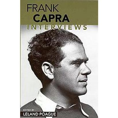 Frank Capra (Paperback)