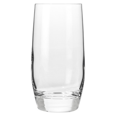 Luigi Bormioli Roma Beverage Glass Set of 4 - 18.25 oz
