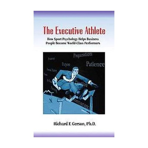 The Executive Athlete (Paperback)