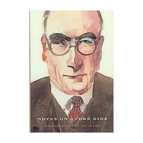 Notes on Andre Gide (Hardcover)