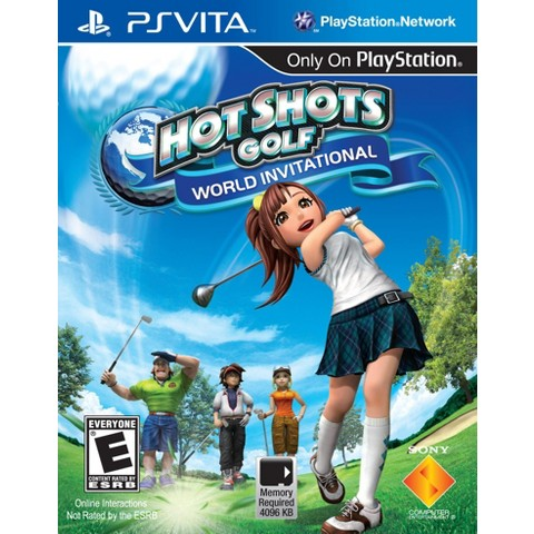 Hot Shots Golf (PlayStation Vita)