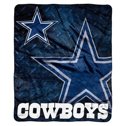 Dallas Cowboys Throw Raschel