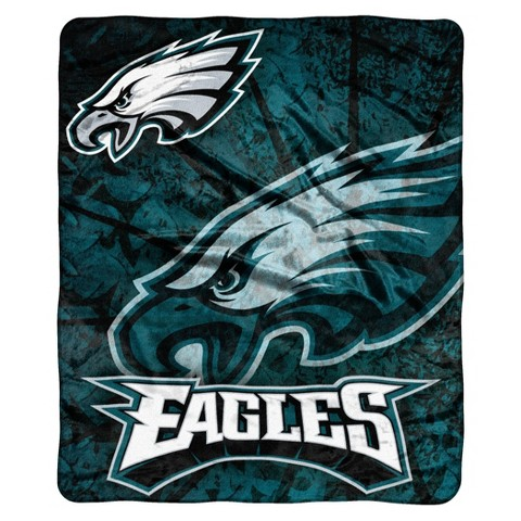 Philadelphia Eagles Throw Raschel