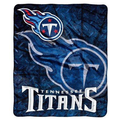 Tennessee Titans Throw Raschel