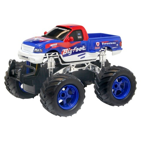 New Bright RC Big Foot Classic Monster Truck
