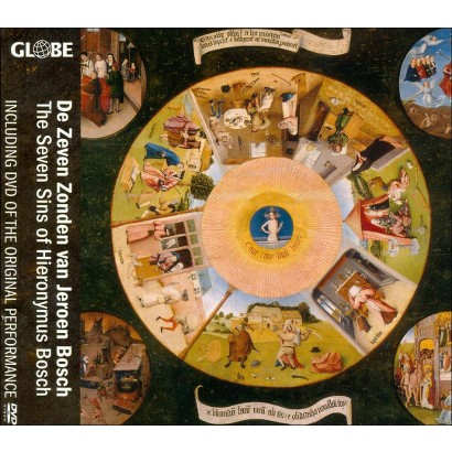 The Seven Sins of Hieronymus Bosch (With CD)