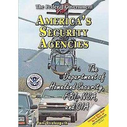 America's Security Agencies (Hardcover)