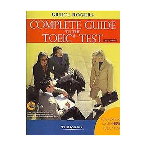 Complete Guide to the Toeic Test (Paperback)