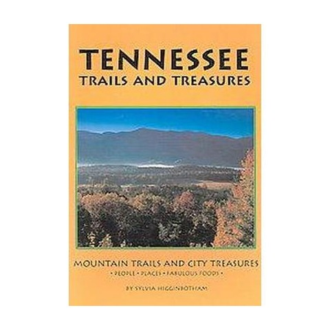 Tennessee Trails and Treasures (Paperback)