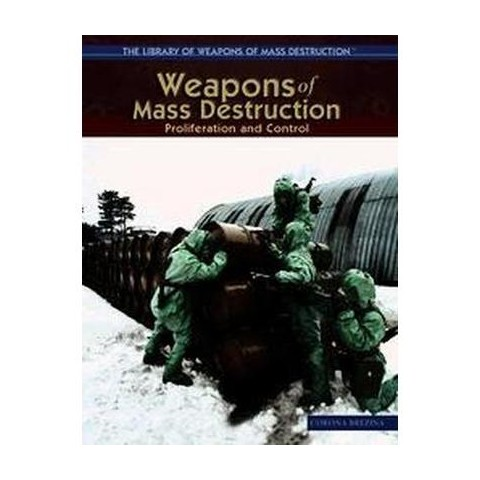 Weapons Of Mass Destruction (Hardcover)