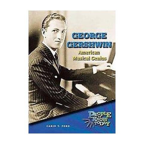 George Gershwin (Hardcover)