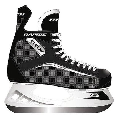 CCM Rapide Ice Skates