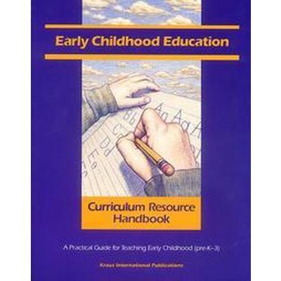Early Childhood Education Curriculum Resource Handbook (Reissue) (Paperback)