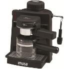 Imusa Espresso/Cappuccino Maker - Black (4cup)