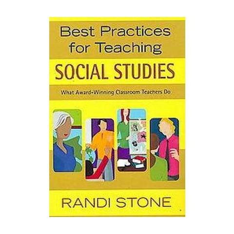 Best Practices for Teaching Social Studies (Paperback)