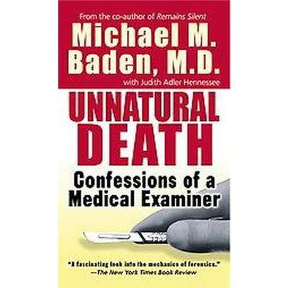 Unnatural Death (Reprint) (Paperback)
