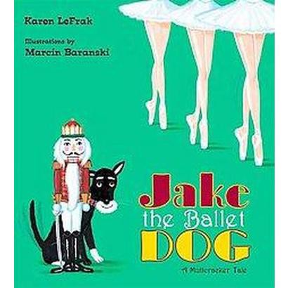 Jake the Ballet Dog