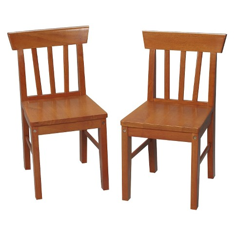 Gift Mark Honey Children 2 Chair Set