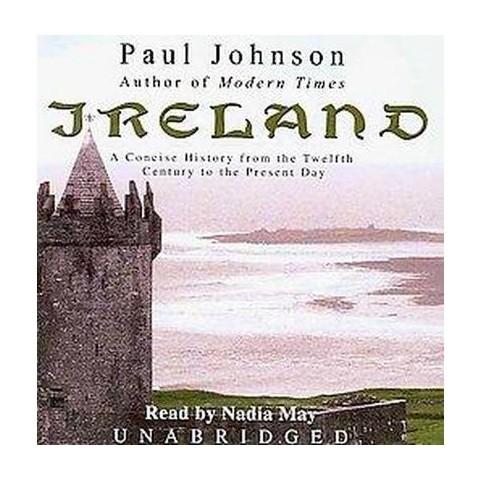Ireland (Unabridged) (Compact Disc)