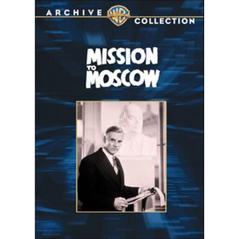 Mission to Moscow (Fullscreen)