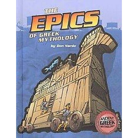 The Epics of Greek Mythology (Hardcover)