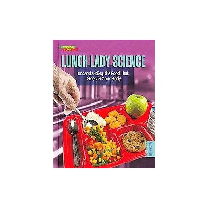 Lunch Lady Science (Hardcover)