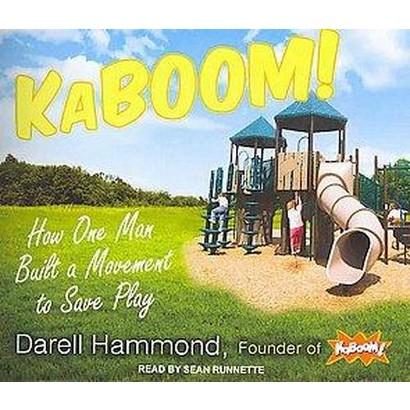 KaBOOM! (Unabridged) (Compact Disc)