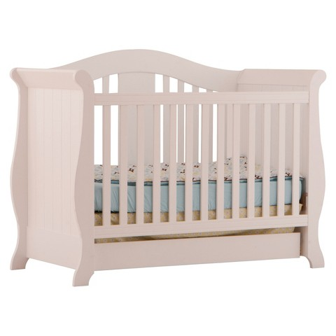 Storkcraft Vittoria 3 In 1 Convertible Crib Target