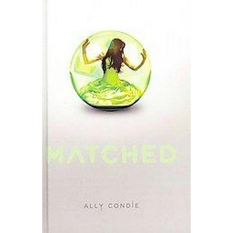 Matched (Large Print) (Hardcover)