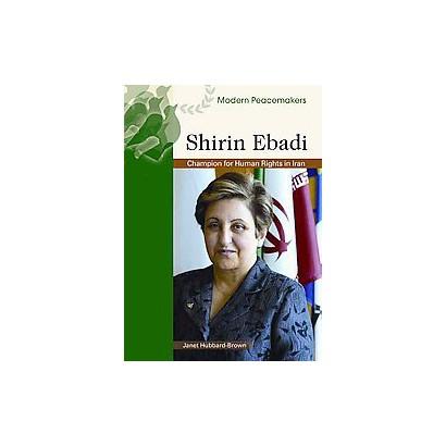 Shirin Ebadi (Hardcover)