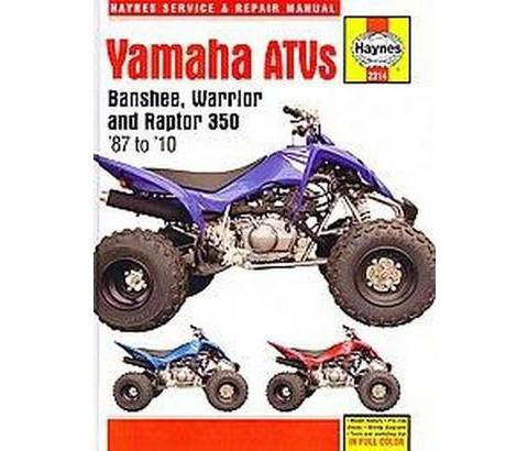 how to make yamaha warrior 350 faster at home
