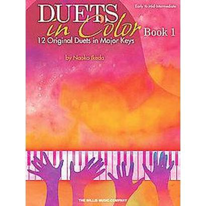 Duets in Color - Book 1 (Paperback)