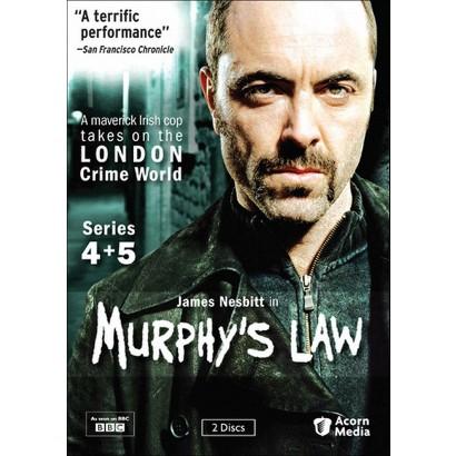 Murphy's Law: Series 4 & 5 (2 Discs) (Widescreen)