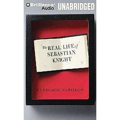 The Real Life of Sebastian Knight (Unabridged) (Compact Disc)