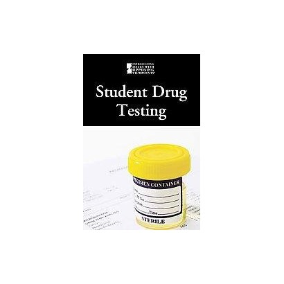 Student Drug Testing (Hardcover)